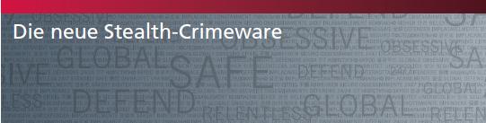 Stealth Crimeware