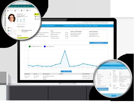 Leadfactory Monitoring klein