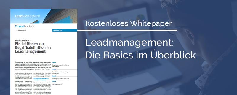 Kampagne_whitepaper_Was ist ein Lead? Wichtige Begriffe im Leadmanagement