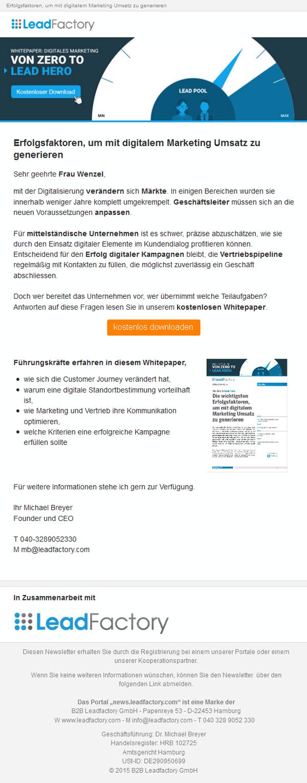 Mailing_intern_Customer Journey- Erfolgsfaktoren, um mit digitalem Marketing Umsatz zu generieren