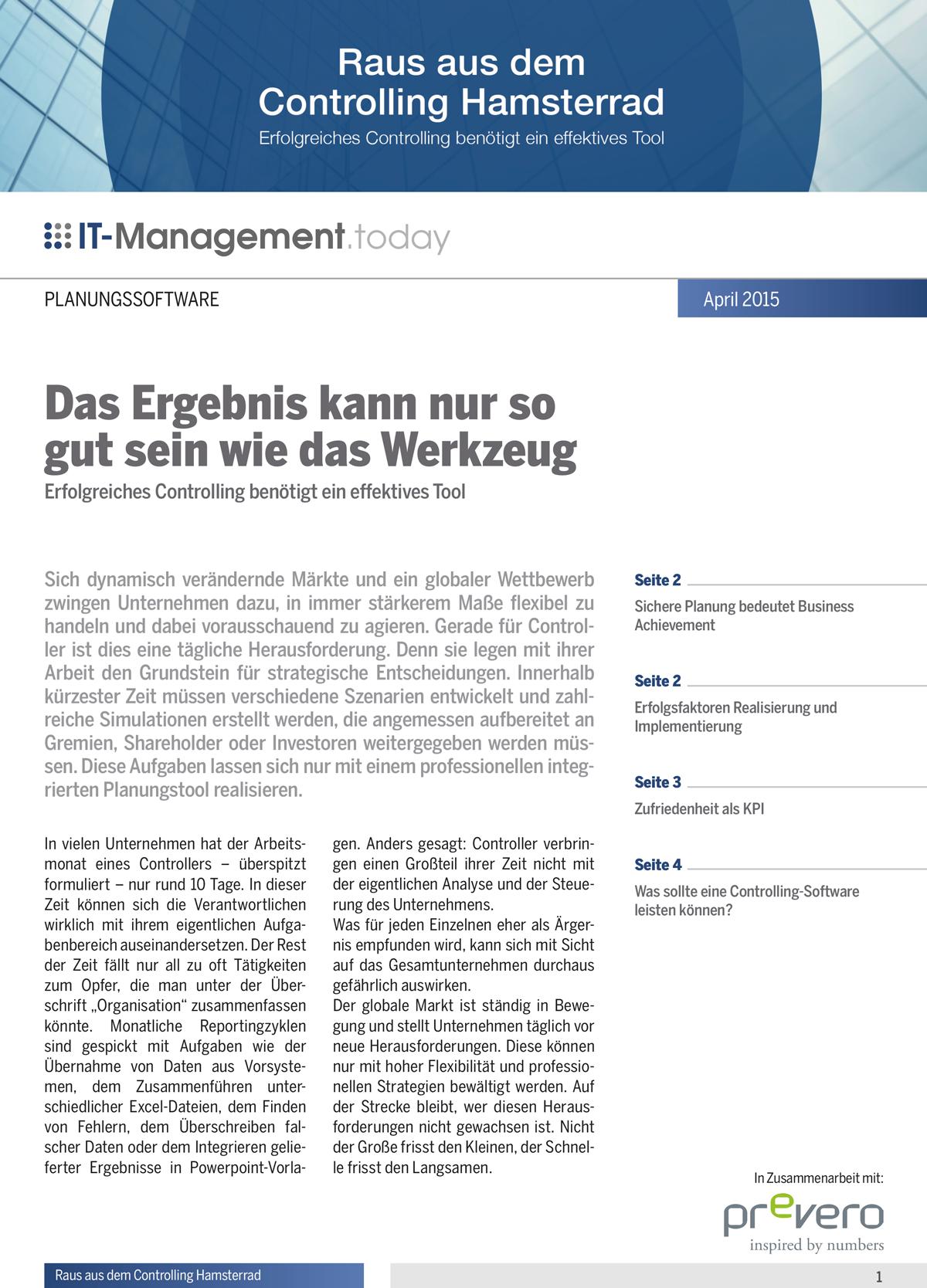Referenzkampagne_whitepaper_prevero_Erfolgreiches Controlling benötigt ein effektives Tool