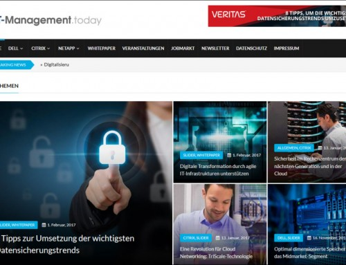 Business.today Network als wertvoller thematischer Owned Media B2B Kanal