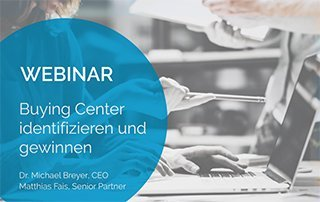 Webinar Buyingcenter