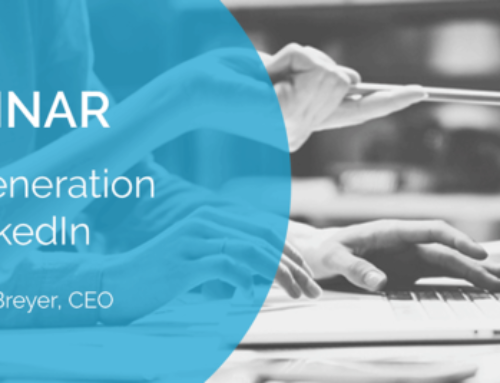 WEBINAR: LEAD GENERATION MIT LINKEDIN