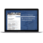 Basis-Lead, Event-Lead, Whitepaper-Lead generieren