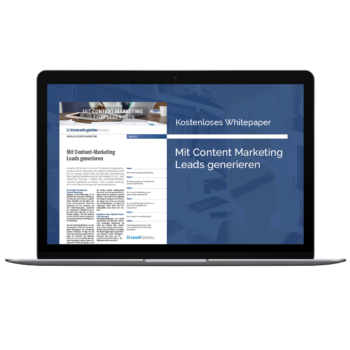 Basis-Lead, Event-Lead, Whitepaper-Lead generieren