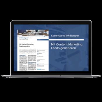 Produktbild Whitepaper Lead