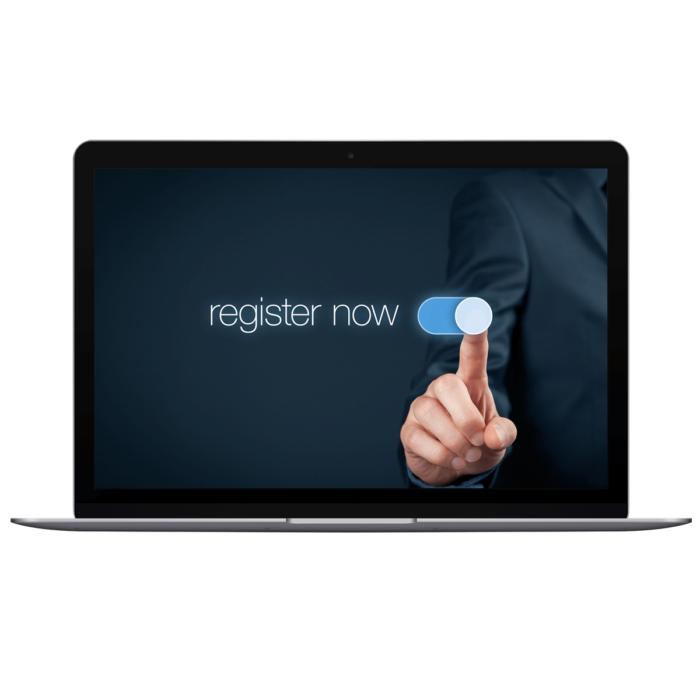 Generate trial lead via registration
