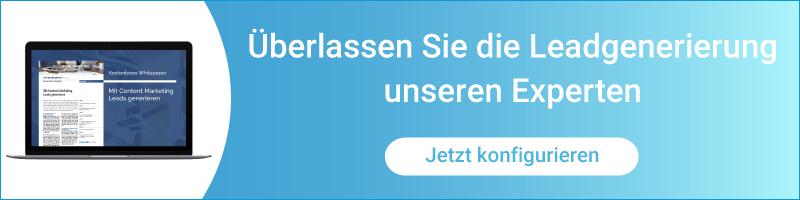 Whitepaperlead-Werbung
