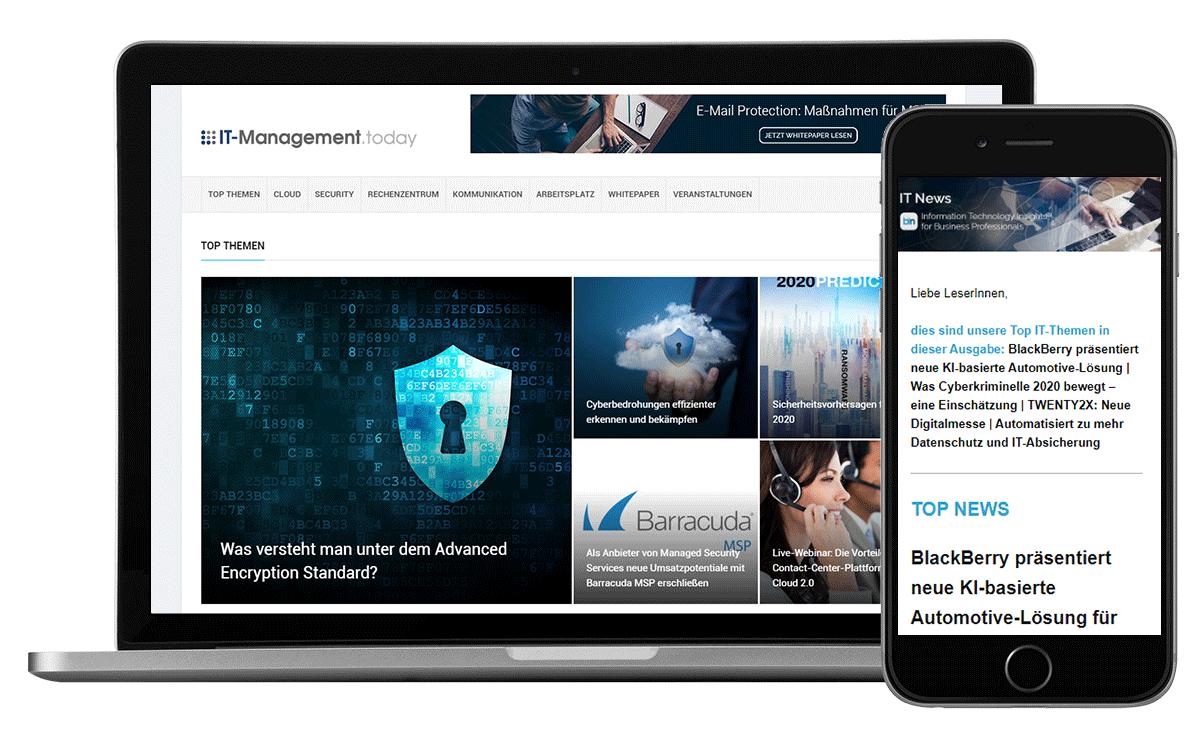 Produktbild NewsletterAnzeige schmal