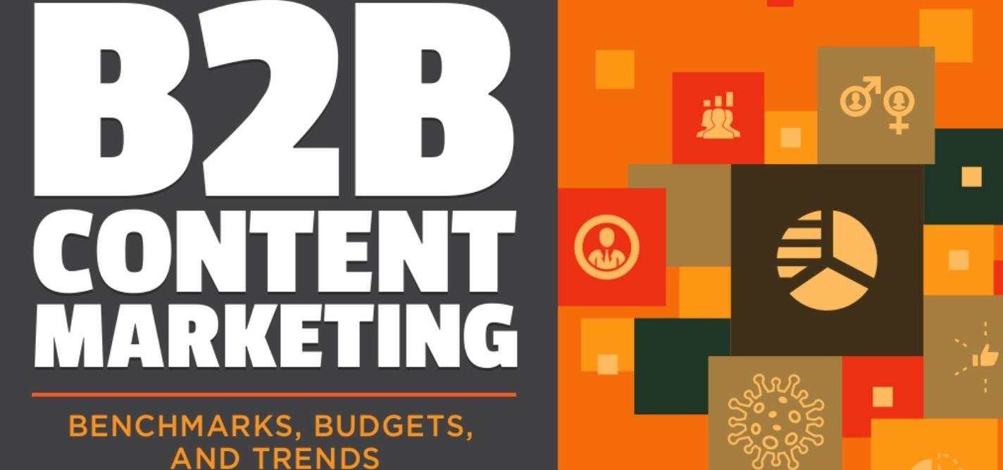 B2B Content-Marketing-Report: Benchmarks, Budgets, Trends und Reaktionen auf COVID-19